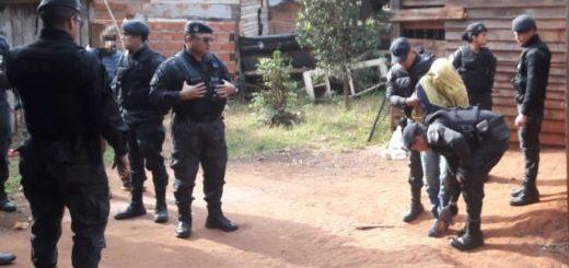 En Posadas cayó un trío implicado en al menos cinco causas penales