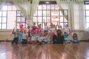 En el Cidade, presentarán un espectáculo artístico hecho por niños y para niños
