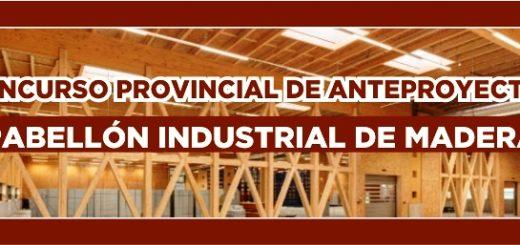 Industria presentó las bases del Concurso de anteproyectos de pabellones industriales de madera