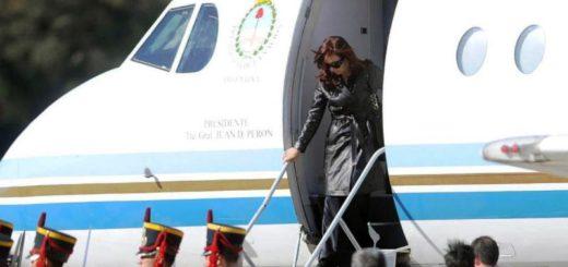 Los cuadernos de las coimas: aseguran que un ex piloto declaró que trasladó bolsos en el Tango 01, el avión presidencial