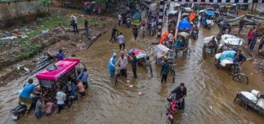 India: más de 350 muertos y 220 mil evacuados por inundaciones que se sufren desde hace 10 días