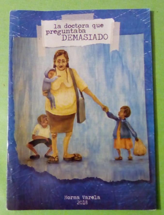 Alem: Presentan una novela que trata la problemática de la venta de bebés