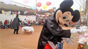 Hijos de internos de Loreto celebraron su Día