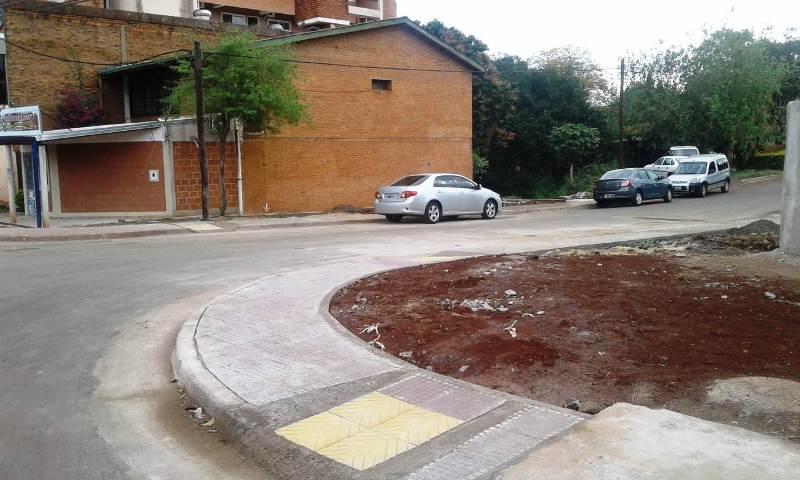 Vialidad está próxima a finalizar las obras complementarias correspondientes al proyecto de Canalización del Arroyo Vicario de Posadas