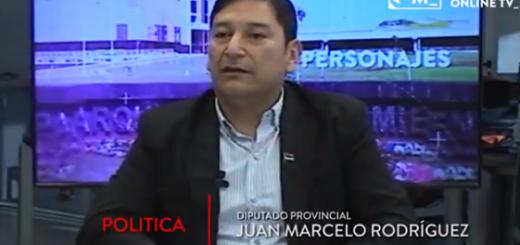 """""""En el Presupuesto provincial 2019 se sostiene la inversión social"""", aseguró el diputado Marcelo Rodríguez"""