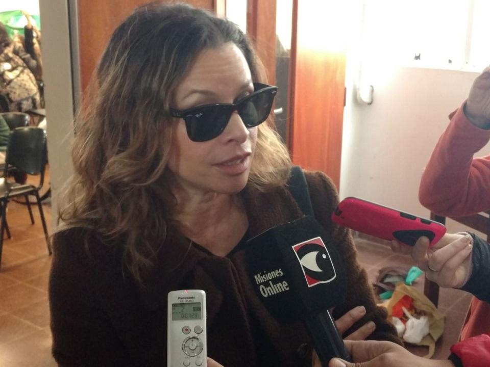 """Julieta Ortega en el Conversatorio por el aborto legal: """"Soy optimista que esta ley va a salir y si no igual seguiremos la lucha"""""""