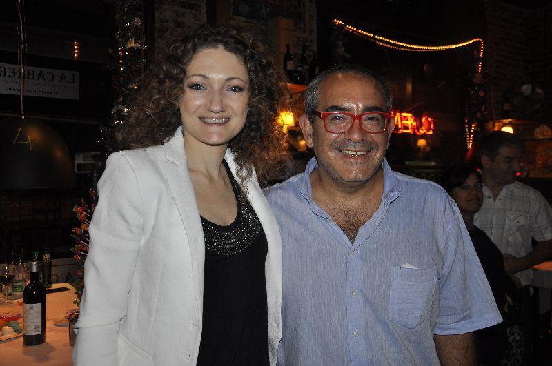 Visitando a Gastón Riveira, propietario de la famosa parrilla argentina «La Cabrera Casa de Carnes»