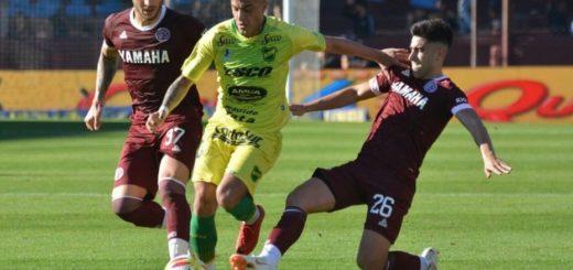 Superliga: Lanús no supo sostener la ventaja y Defensa logró el empate sobre el final
