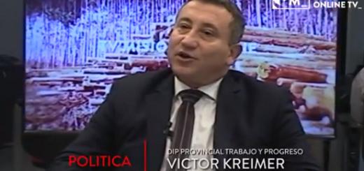 """Víctor Kreimer: """"Está claro que la tendencia viene hacia un achique de los gastos del Estado"""""""