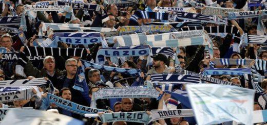 El polémico mensaje de los barras de la Lazio contra las mujeres