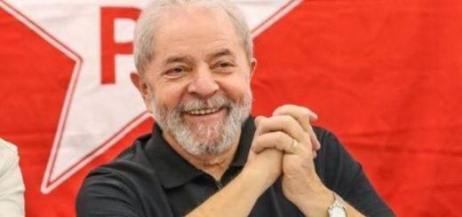 En prisión, Lula Da Silva lanza su candidatura para la presidencia de Brasil