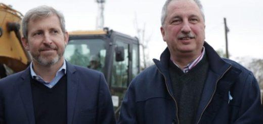 Visita de Frigerio: Passalacqua se mostró optimista en una compensación por el Fondo de la Soja