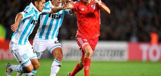 Copa Libertadores: River gana con un golazo de Pratto