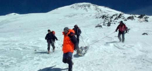 Encontraron en la nieve el cuerpo de una mujer que falleció hace 31 años durante una avalancha
