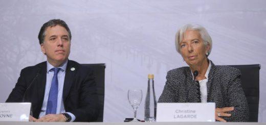 Dujovne pidió al FMI cambios en el acuerdo y admitió que la economía caerá 1% en 2018