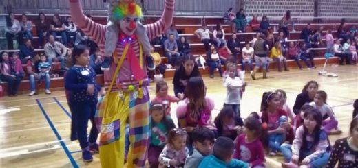 Por el Día del Niño agasajaron a hijos del personal del Servicio Penitenciario Provincial