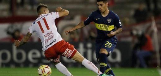 Superliga: Boca y Huracán igualaron sin goles en Parque Patricios