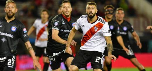 Superliga: River no pudo quebrar a Argentinos, igualó 0 a 0 y ya lleva más de 360 minutos sin anotar un gol