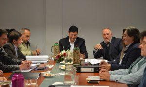 Con la presencia de tres ministros, arranca el análisis del Presupuesto 2019 en la Legislatura misionera
