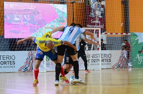 En Montecarlo, Argentina y Colombia juegan el último  encuentro del  #DesafíoMundialista: horario y  cómo mirar el partido
