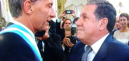 Según TN, En el Gobierno de Macri analizaron incorporar al peronista Ramón Puerta al Gabinete Nacional como Ministro