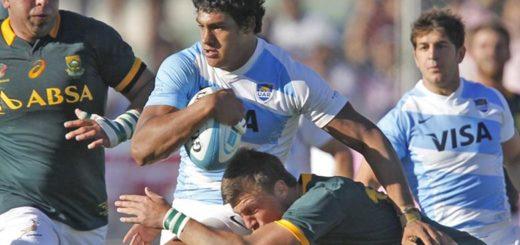 Rugby Championship: Los pumas van por el triunfo ante Sudáfrica en su debut en el torneo