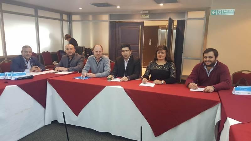 Ecología firmó acuerdo para la implementación del sistema de trazabilidad y fiscalización forestal