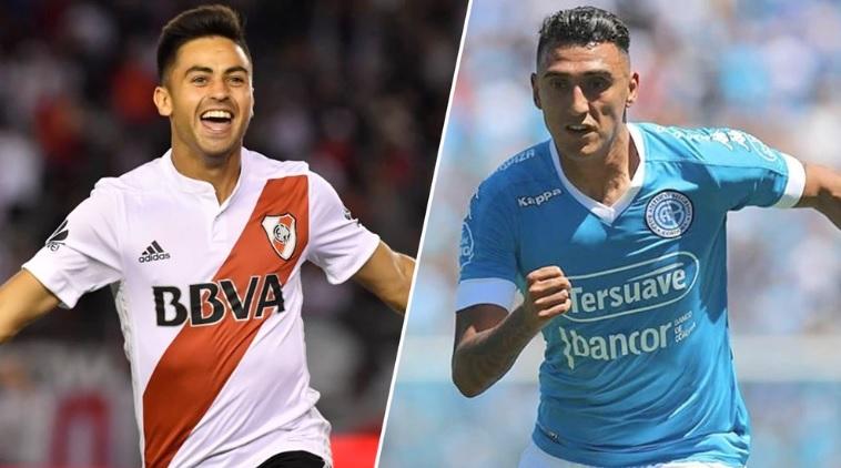 River se presenta como local en la Superliga ante Belgrano de Córdoba: hora, TV y formaciones