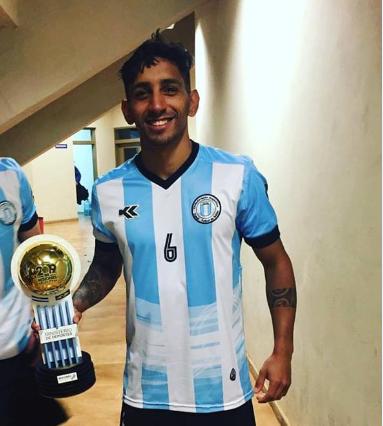 """Rodrigo Gómez: «Tengo la ilusión de estar en el Mundial de fútbol de salón"""""""