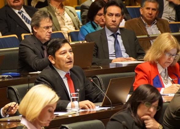 Comenzó este martes en la Comisión legislativa  el análisis del Presupuesto provincial 2019