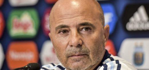 Jorge Sampaoli fue tentado por una selección de Sudamérica