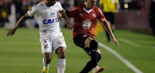 Independiente podría ganar el partido con Santos por una mala inclusión del ex River Carlos Sánchez