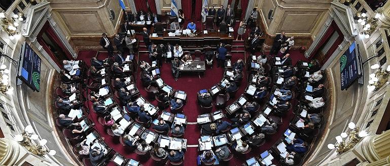 VIVO: El Senado vota hoy el proyecto de ley para legalizar el aborto
