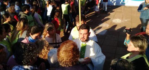 San Cayetano: Pedido por el pan, trabajo y la paz con miles de fieles
