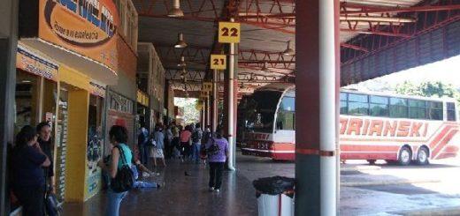 Toque de Andén en Posadas: transportistas aseguran que no avanza la negociación y que en dos semanas volvería el conflicto
