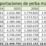 Corrientes: aprueban créditos por casi 700.000 pesos para productores yerbateros