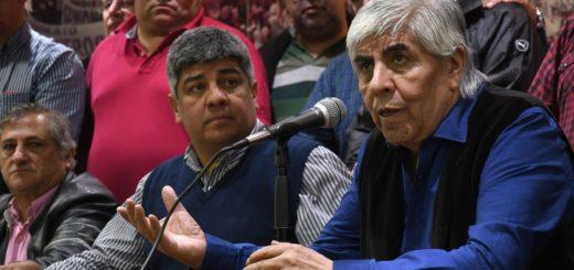 Moyano se mostró dispuesto a apoyar a Cristina Kirchner en 2019