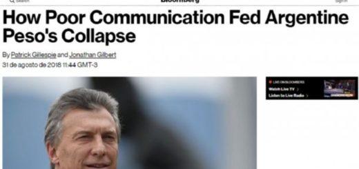 Tras la devaluación y la crisis económica qué dicen los medios internacionales de la Argentina