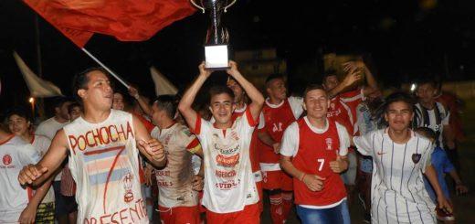 Copa Posadeña: Luego de 12 años, Atlético Huracán volvió a gritar campeón