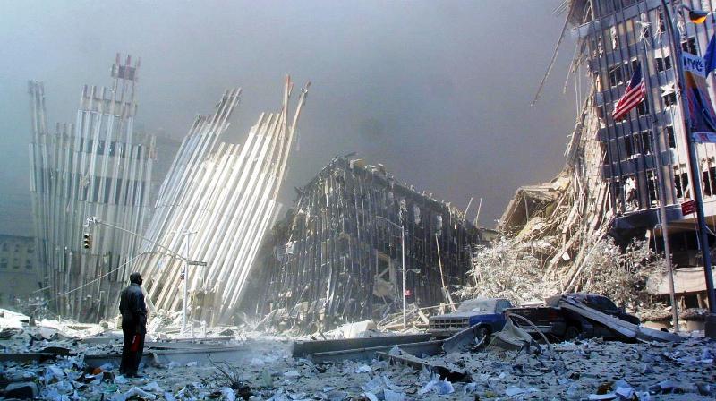 Estados Unidos: se cumplen 17 años del atentado a las Torres Gemelas