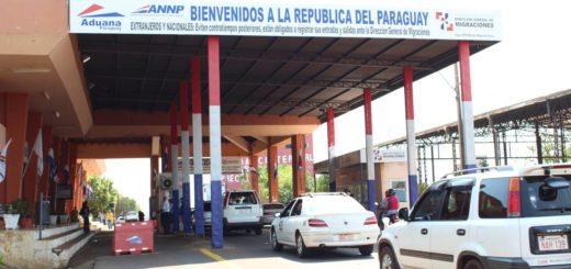 """Coimas en el puente internacional: El cónsul paraguayo en Posadas calificó al hecho como """"vergonzoso para las autoridades paraguayas""""."""