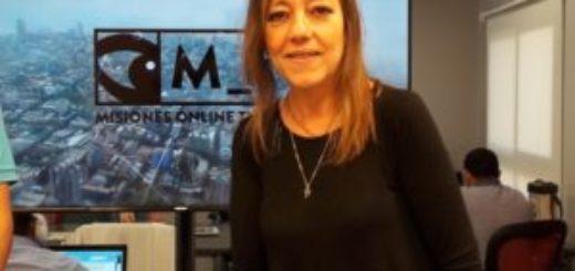 """La ministra Marchesini sufrió agresiones por parte de """"mafias""""que operan en el Puente Posadas-Encarnación"""