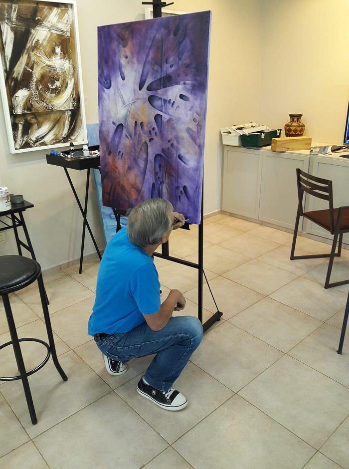 El arte: una profesión que requiere disciplina y pasión