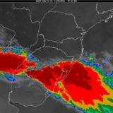 Anuncian tormentas con granizo para el sur y centro de Misiones