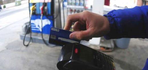 En Misiones, las estaciones de servicio continúan aceptando pagos con tarjetas de créditos