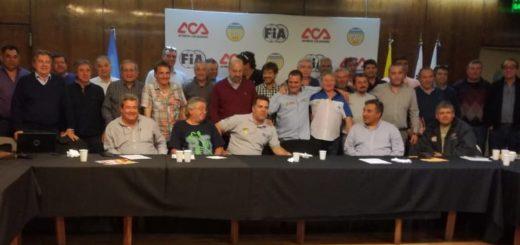 Automovilismo: La FEMAD estuvo en una nueva reunión de federaciones y la próxima cita será en Misiones