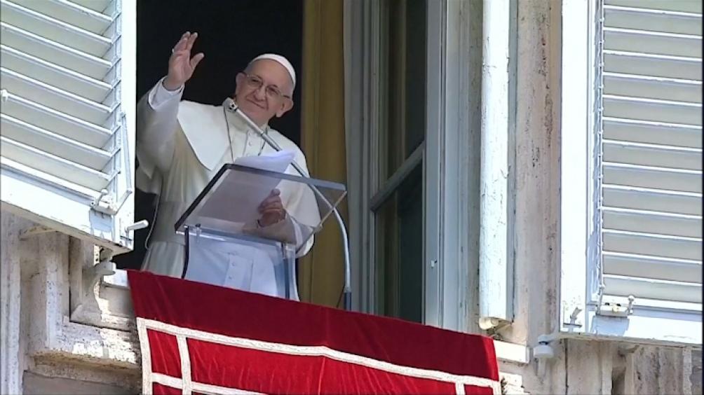 El Papa Francisco  llamó a examinarse a sí mismo antes de juzgar a los demás