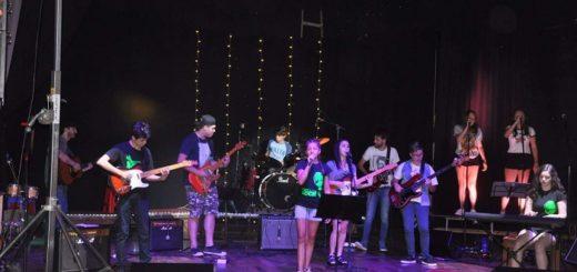 Grillos Rock: la academia misionera que descubre y revive talentos se prepara para una nueva peña