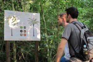 """""""El turismo con genuino compromiso ambiental es lo que atrae cada vez más visitantes a Misiones"""", sostiene el propietario de San Sebastián de la Selva"""
