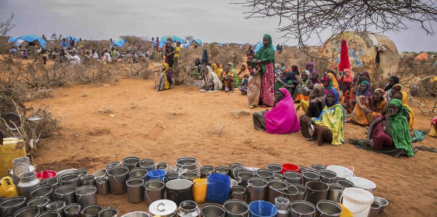 """El Papa Francisco pidió por la mayor deuda social del mundo: """"asistir a los pobres que no tienen acceso al agua potable"""""""